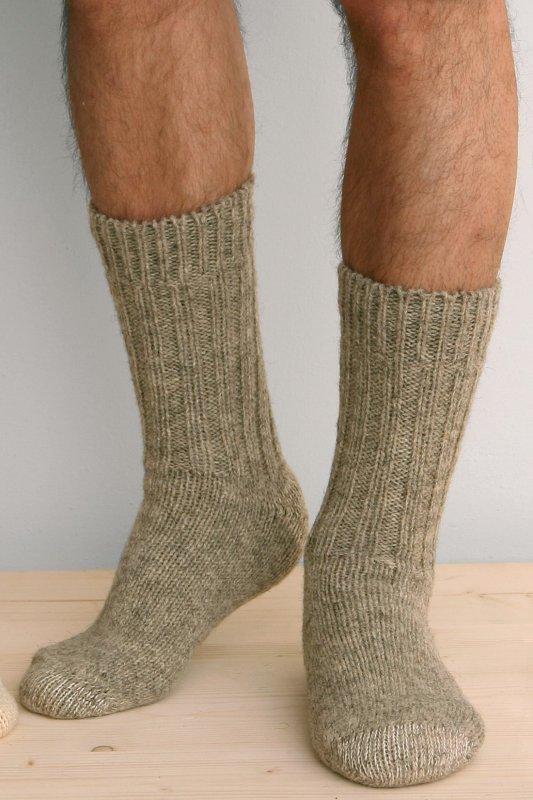 Dicke Finkhof-Socken