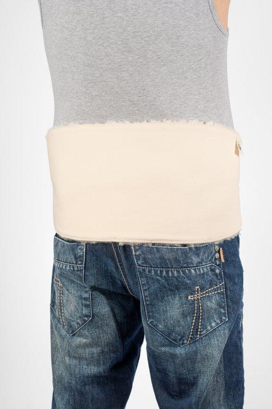 Rückenwärmer relugan-gegerbt
