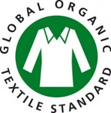 Logo des Global Organic Textile Standard (GOTS)