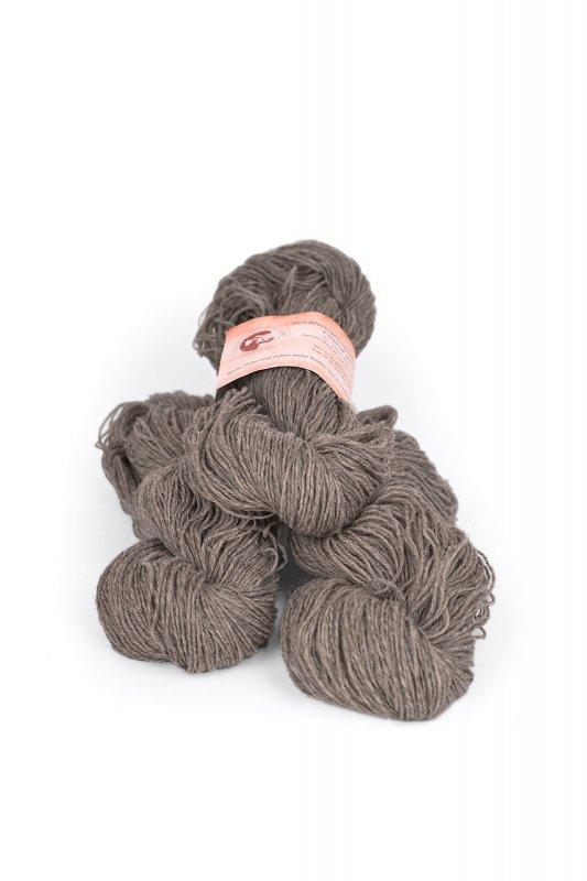 Finkhof Sockenwolle ungefärbt