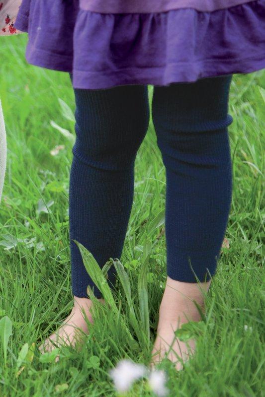 Woll-Leggings für Kinder
