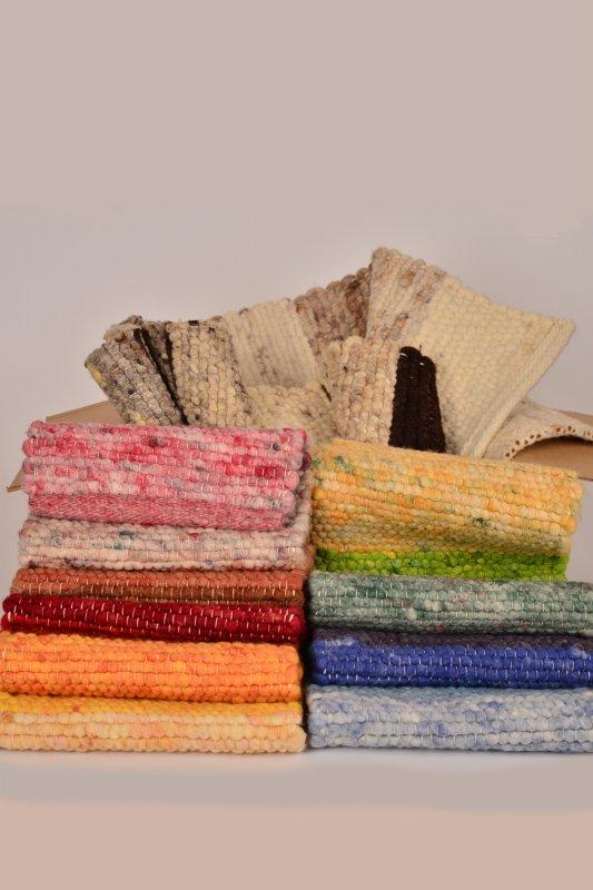 Teppich-Musterpaket