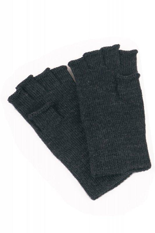 Strickhandschuhe ohne Finger