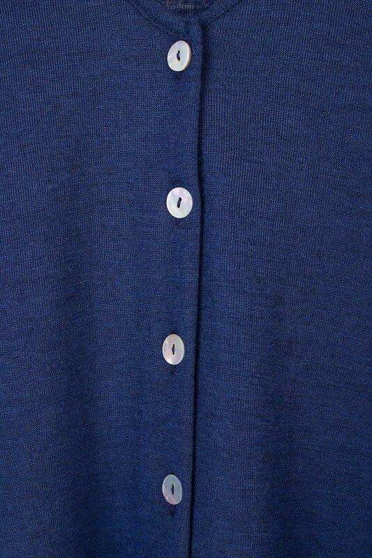 Wolle-Seide-Cardigan