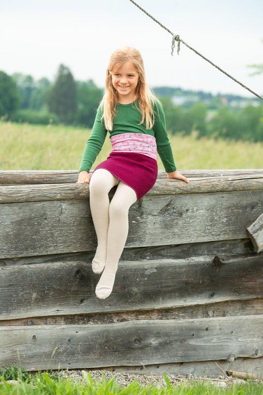 Wollstrumpfhose für Kinder