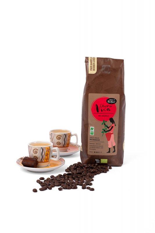 Espresso Nica ganze Bohne 500 g