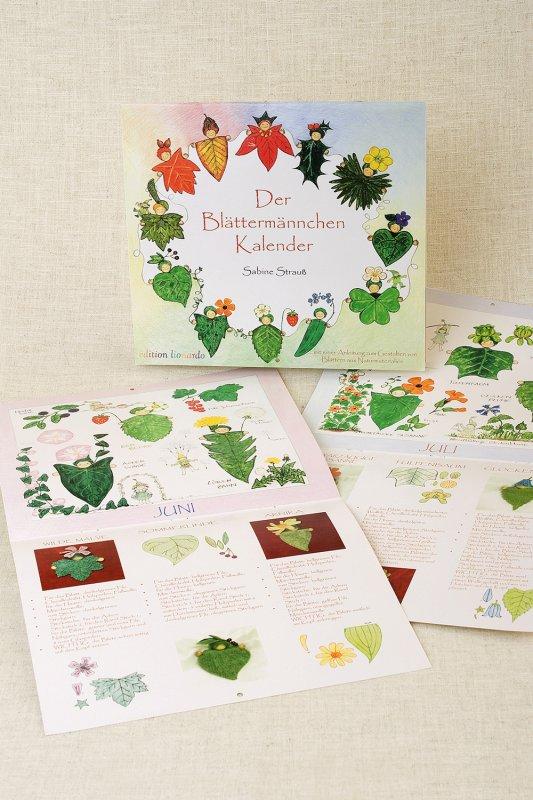 Blättermännchen-Kalender