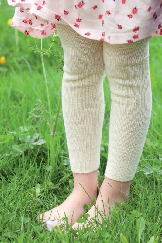 Woll-Leggings für Kinder